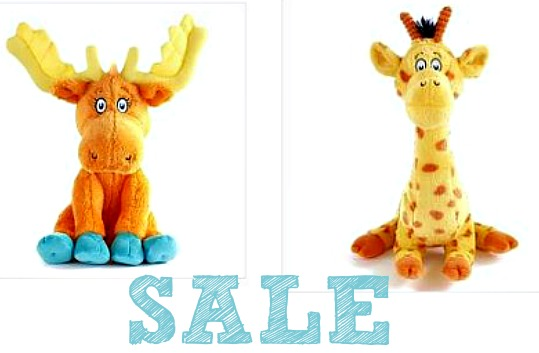 Sale On Kohl S Cares Stuffed Animals And Books Joy With Purpose