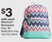 walgreens school supplies sale for July 16