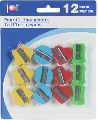 pencil sharpeners at Dollar Tree Best Back to School Bargains