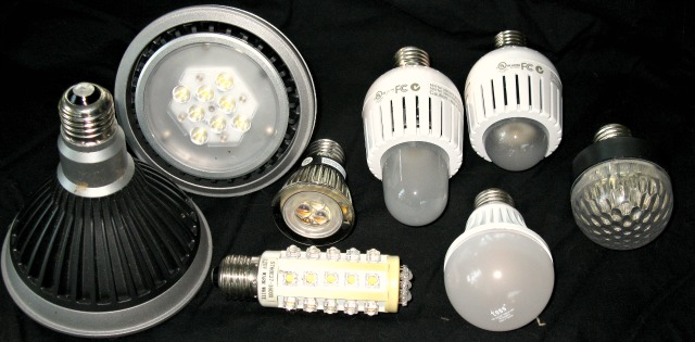 You can save money by changing your lightbulbs to led, save money in your family budget