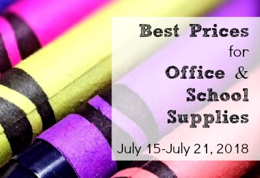 best prices for office and school supplies