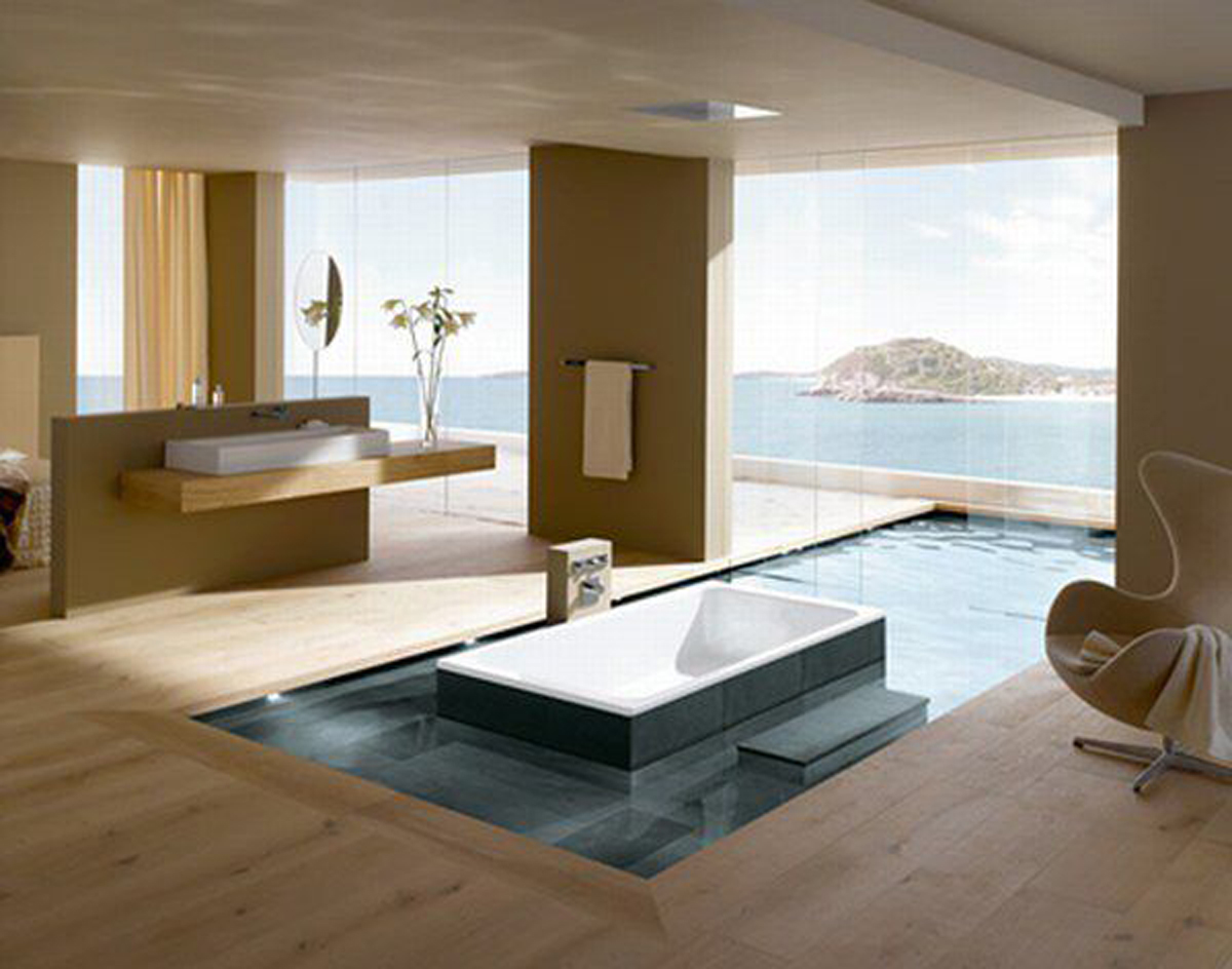 fancy bathrooms | joy writes things on Beautiful Bathroom Ideas  id=39997