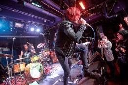 Fearless Vampire Killers at Camden Rocks 2015 Photo by Rupert Hitchcox