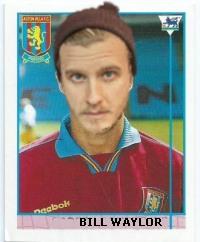 Bill Waylor Aston Villa