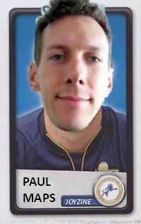 Paul Maps Millwall