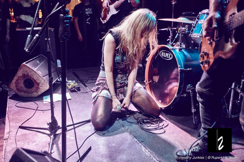 Camden Rocks All-Dayer w/ Healthy Junkies & more at The Monarch