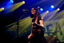 She Drew The Gun perfroming at The Electric Ballroom, Camden
