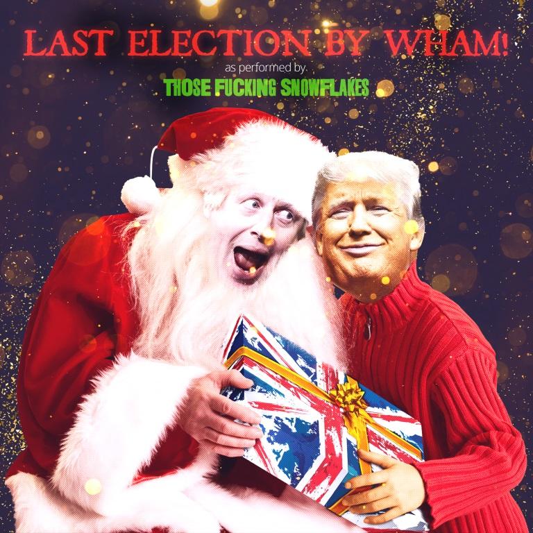 Those Fucking snowflakes - Last Election - Artwork (Medium)