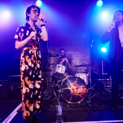 Hailing from different corners of the globe, alternative rock three-piece Calva Louise have been disrupting the airwaves for their punky, grunge-pop sounds. Comprised of front-woman Jess, drummer Ben and Alizon on guitar, the trio have received support from the likes of BBC 6Music, BBC Radio 1 and Radio X for their singles 'Belicoso' and 'Sleeper', all of which feature on their latest EP, Interlude For The Borderline Unsettled. The band are set to headline with their visceral live show, with support from Brighton five-piece art-rock outfit Youth Sector and indie-pop group Kid Jupiter.
