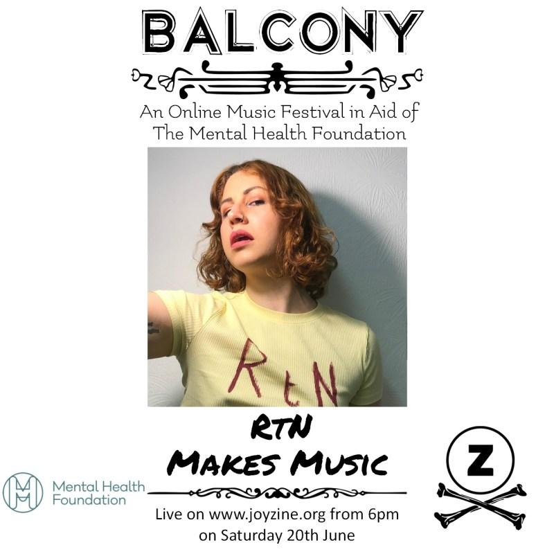 rtn makes music balcony festival for mental health foundation