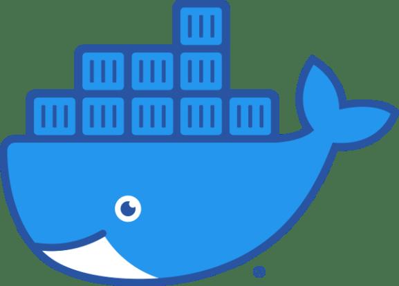 Logo of Docker