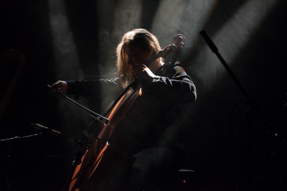 Anne Muller, Village Underground, Concert Photography