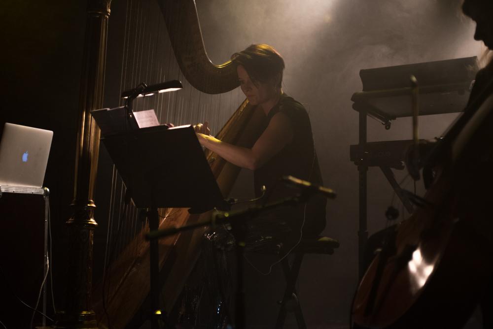 Ben Lukas Boysen, Village Underground, Concert Photography