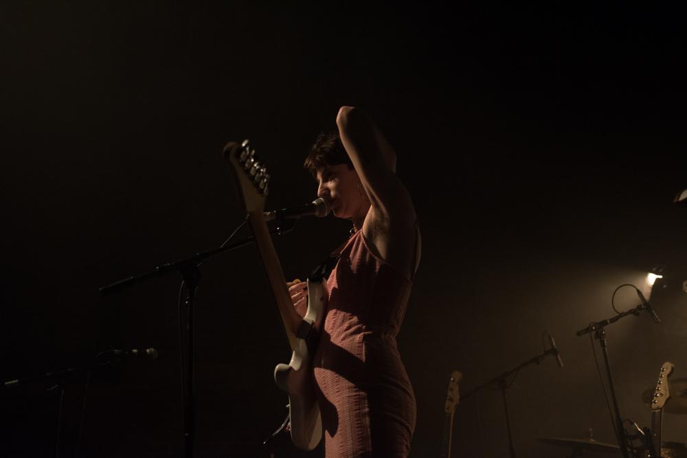 Ian Sweet, Village Underground, Concert Photography