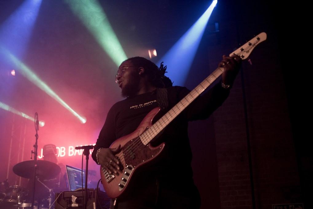 Jacob Banks, Village Underground, Concert Photography