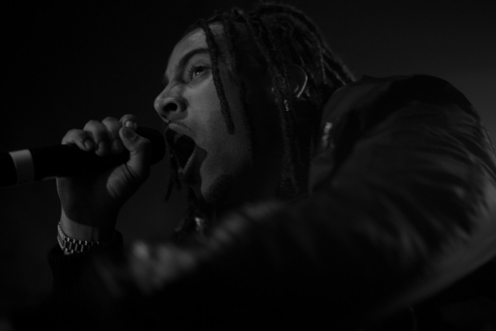 Vic Mensa, Village Underground, Concert Photography