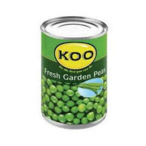 Koo Peas 410g x 12