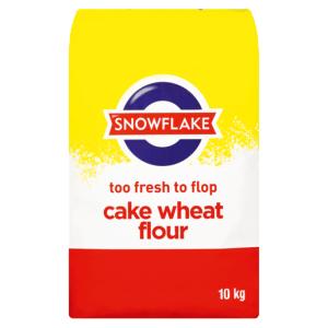 Snowflake Cake Flour 1kg x 10