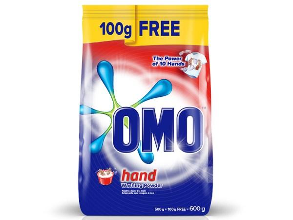 Omo Washing Powder 600g x 36