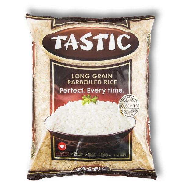 Tastic Parboiled Rice 2kg