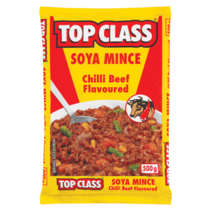 Top Class Soya Mince Chilli Beef Flavour 100g x 5