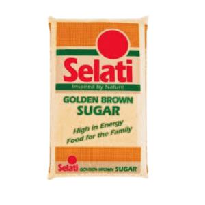 Selati Golden Brown Sugar 1kg
