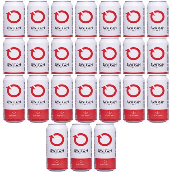 Switch Energy Drink Original 500ml x 24