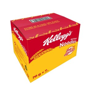 Kelloggs Instant Noodles Beef 70g x 40
