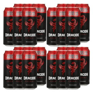 Dragon Energy Drink Red 500ml x 24