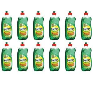 Sunlight Dishwashing Liquid Refill 750ml x 12