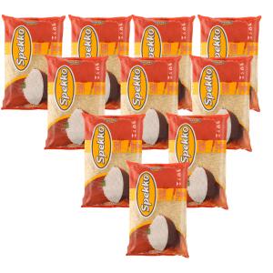 Spekko Long Grain Parboiled White Rice 500g x 10