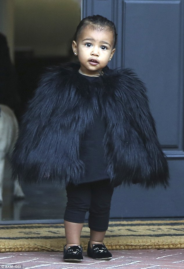Kanye West Spent $74K On North West Christmas Gifts - Jozi ...