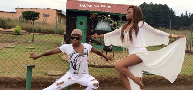 Queen B and Somizi in Swaziland - Jozi Gist