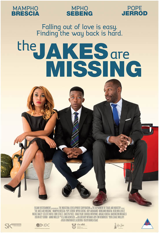 The Jakes are Missing - Official Movie Poster