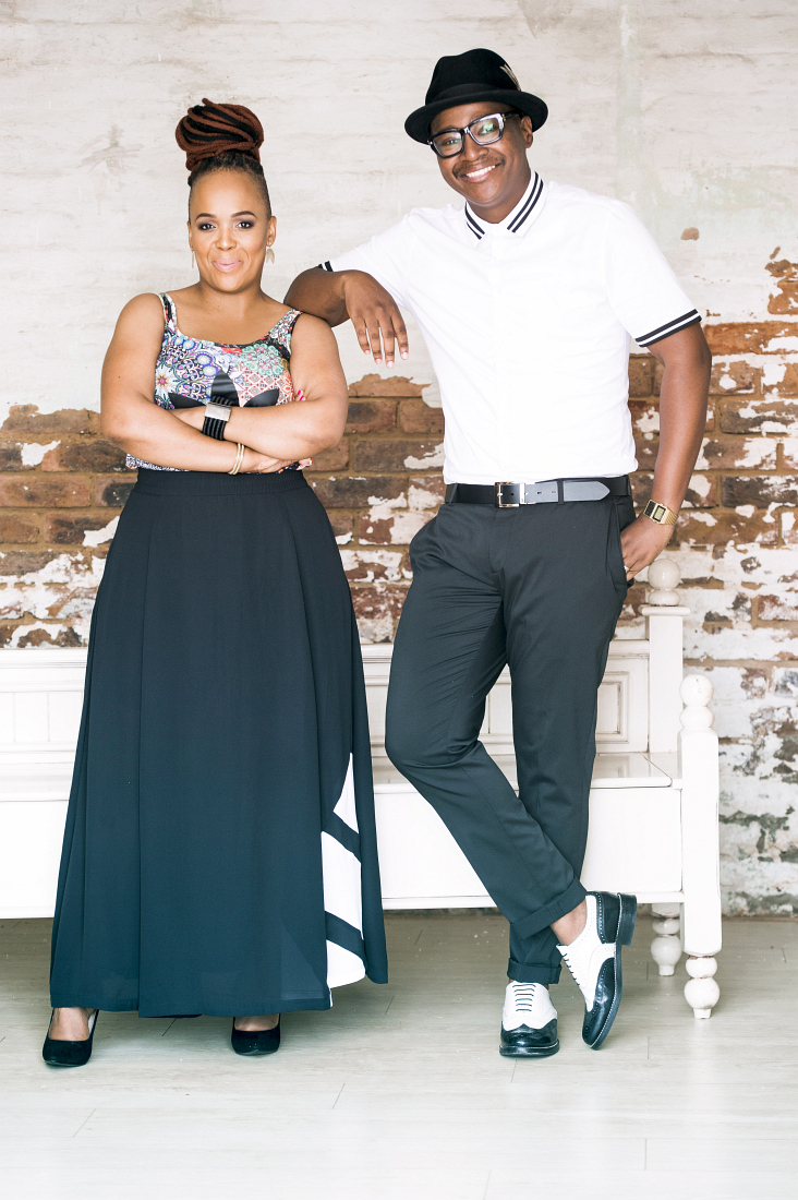 Ndumiso Lindi and Tumi Morake announce 'Married…But Not To