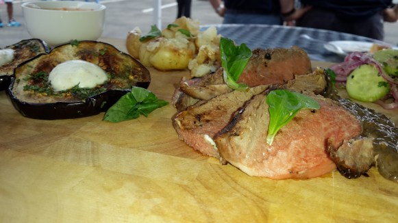 It's all about the meat at Ultimate Braai Master!