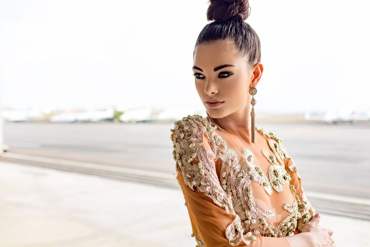 Miss South Africa Demi-Leigh Nel-Peters' Unbreakable campaign kicks off in September