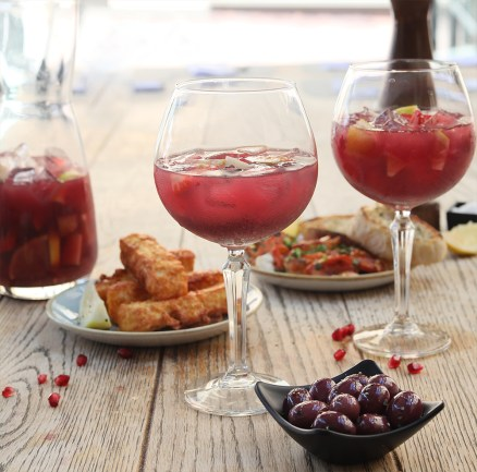 Sangria Cropped