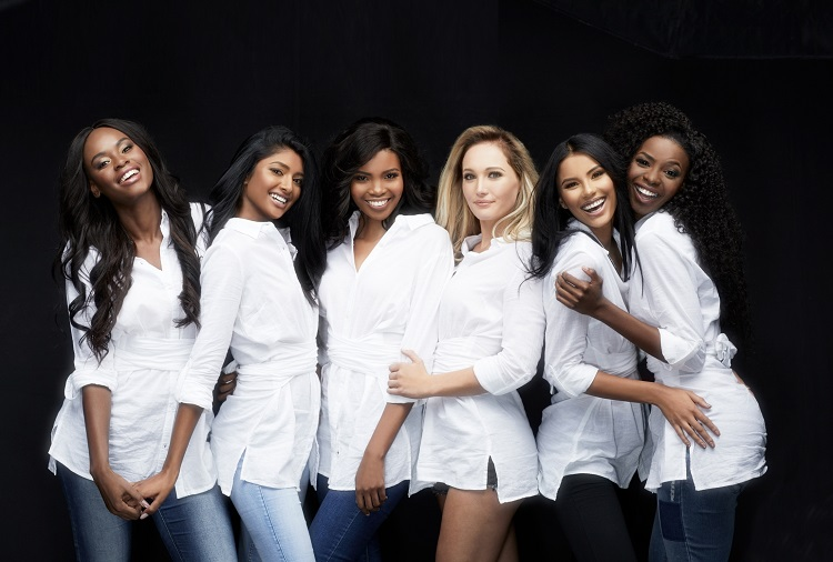 Who will take the Miss SA crown and R3-million in prizes? … Akile Khoza, Bryoni Govender, Thulisa Keyi, Daniellë de Jager, Tamaryn Green and Noxolo Ndebele
