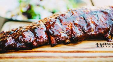 Burgers Ribs DineJoziStyle