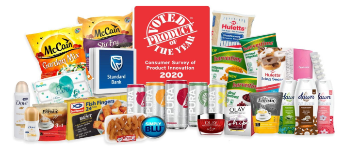 Product Of Year 2020 South Africa