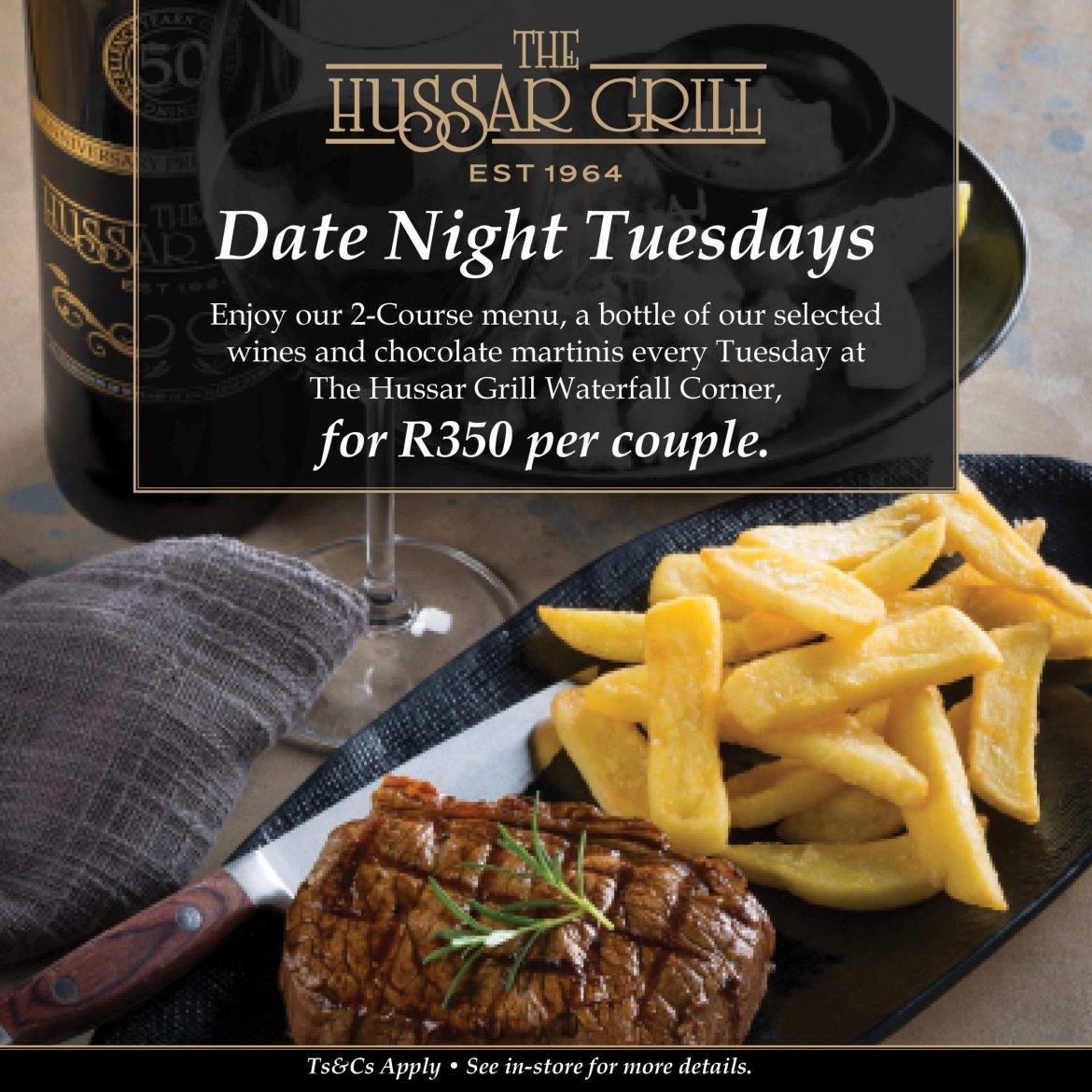 Hussar Grill Tuesday Date NIght DineJoziStyle Edward Chamberlain-Bell (2)