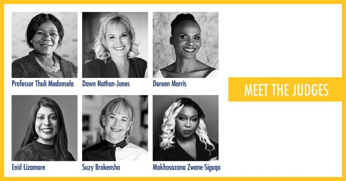 2021 Women of the Future Judging Panel JoziStyle