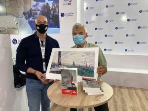 "Jean-Luc van Den Heede ""VDH"" et Jean-Pascal Duboil - Vendée Globe 2020-2021"