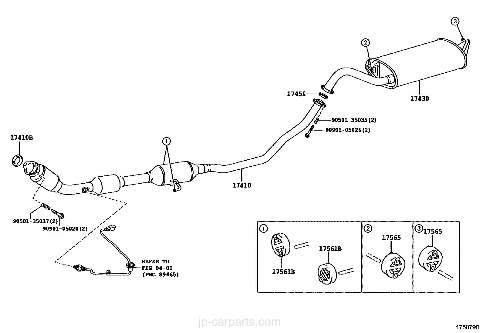 28 Toyota Corolla Exhaust System Diagram