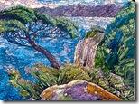 Японское море, бум. пастель, 50х65