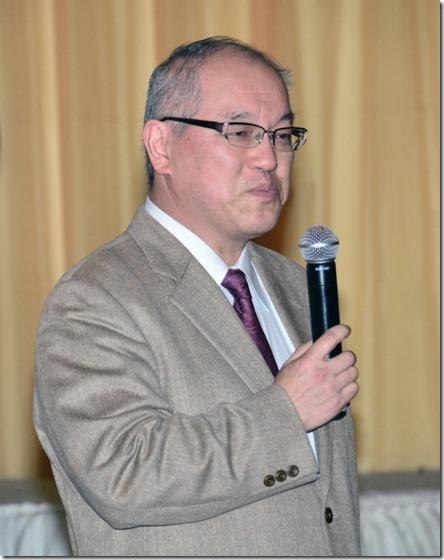 Generalnyi Konsul Japan, Kasai san