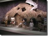 Персонажи мультфильмов из музея