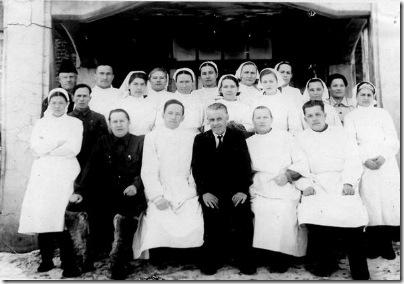 Больница в Драгоценке