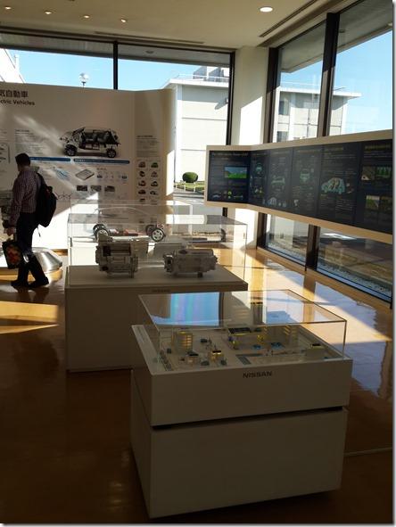 выставочный центр АО Ниссан Мотор
